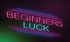 online slot beginners luck