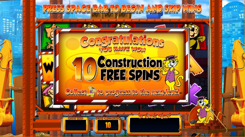 Top Cat Construction Wilds