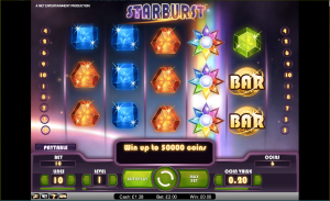 wager size online slots starburst