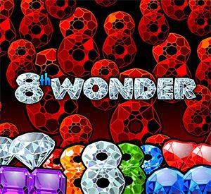 8th Wonder Slot Logo