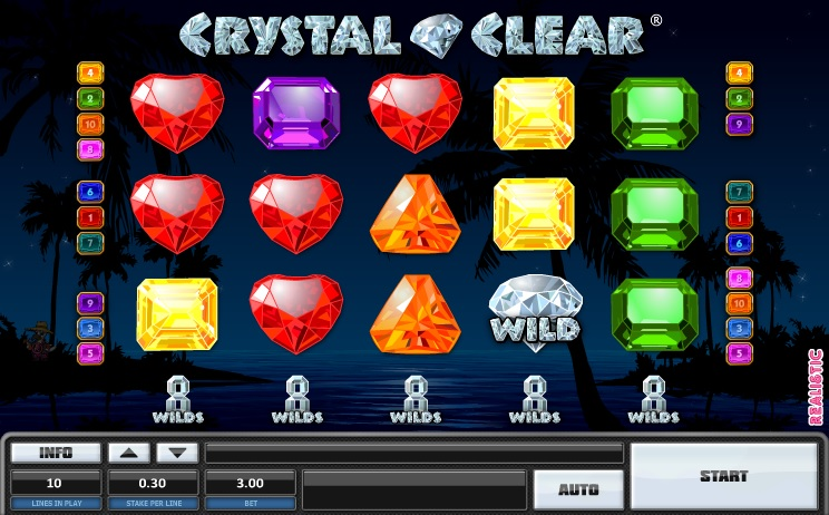 Crystal Clear Gameplay