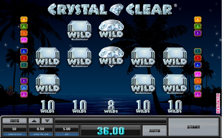 Crystal Clear Normal Win