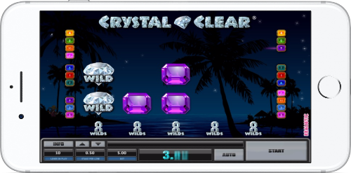 Crystal Clear Wild Graphics