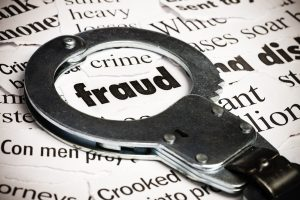 fraud handcuffs