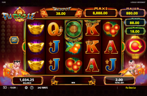 fu dao le slot screenshot