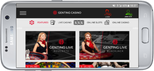 Genting Casino in Phone