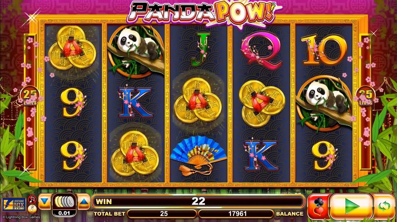 Panda Pow Gameplay