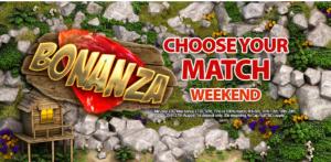 Weekend Match Bonus