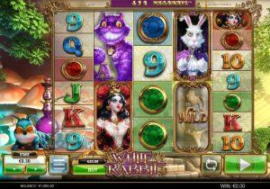 big time gaming white rabbit