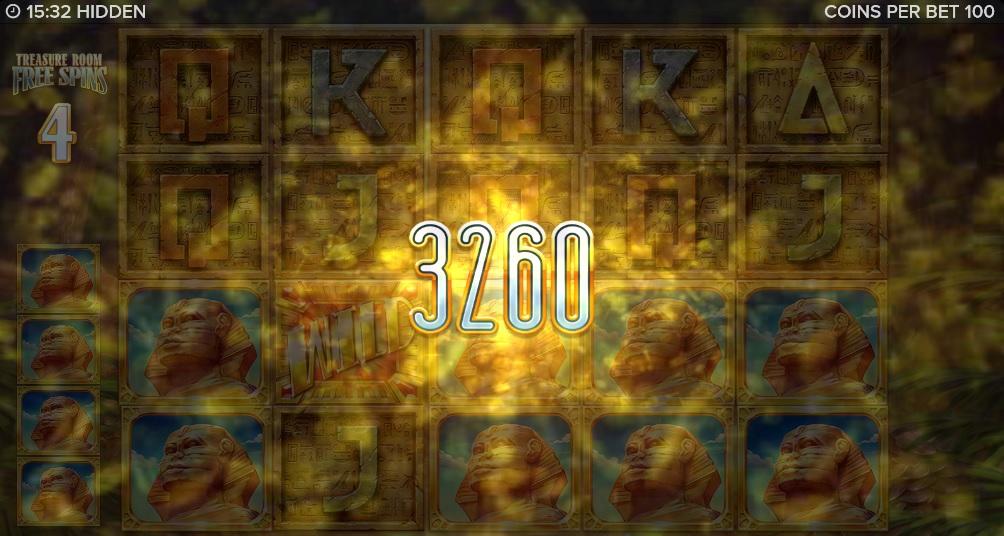 hidden slot big win