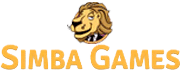 Simba Games Casino Review Logo Linear