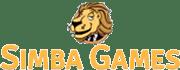 Simba Games Casino Review Logo Linear