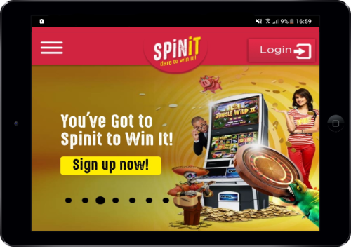 spinit casino review mac