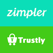 Trustly and Zimpler Logos