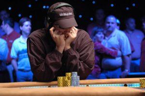 Phil Hellmuth Poker Icon