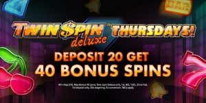 twin spin deluxe extra spins