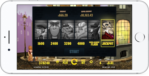 inspector mobile slot review