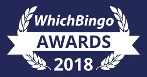 whichbingo awards 2018 vote