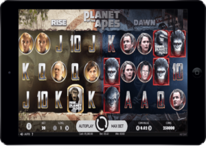 iPad 6Black Planet Of The Apes