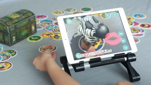 augmented reality card game