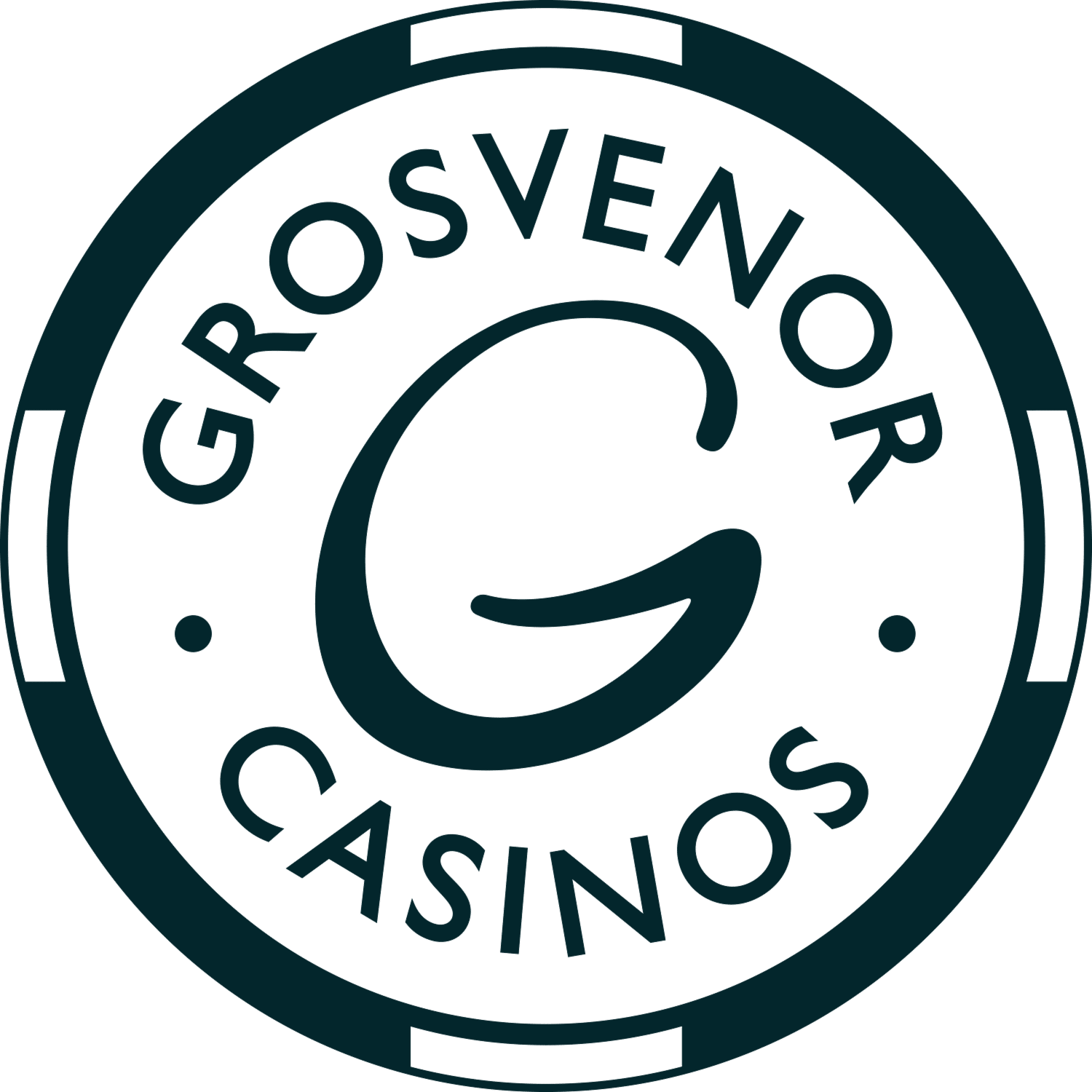 Grosvernor Casino Logo Transparent