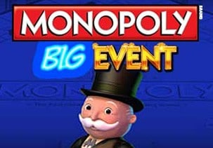 Monopoly Big Event Slot Advert