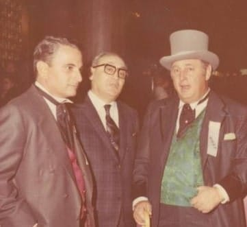 stanley mallin and sarno brothers photo