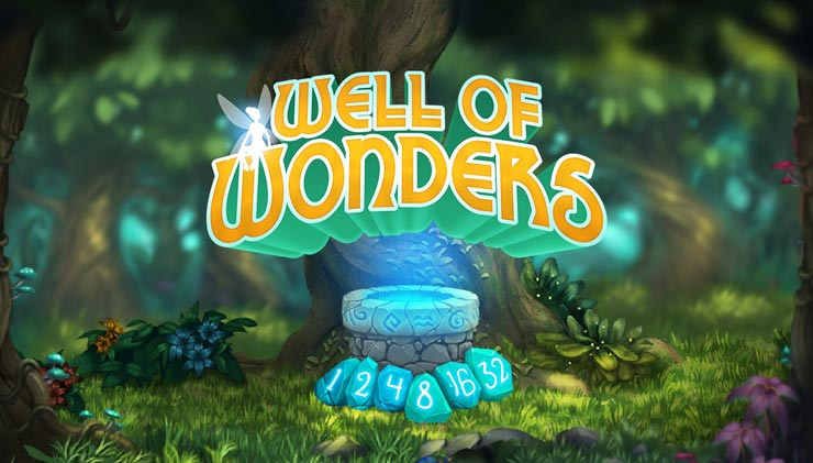 well of wonders slot