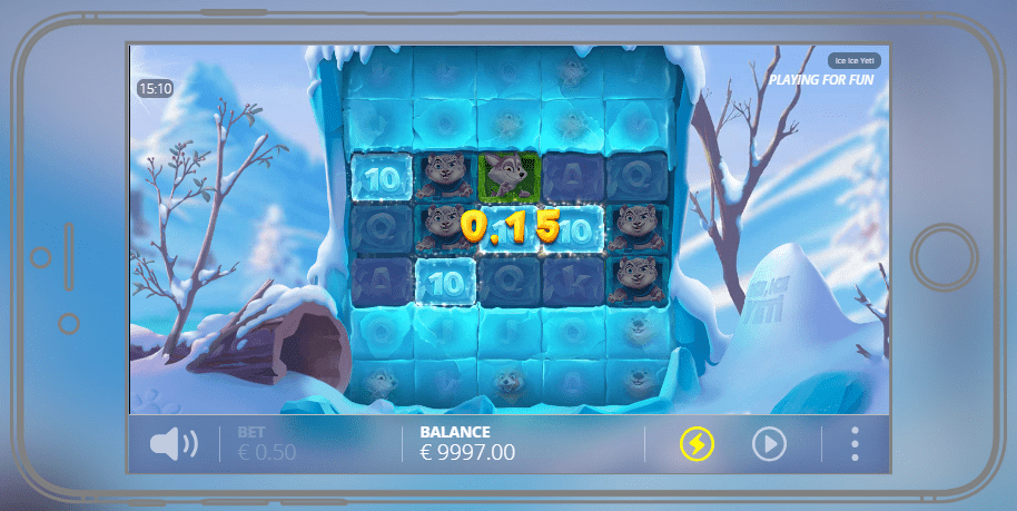 Nolimit City Ice Ice Yeti Slot Gameplay Win