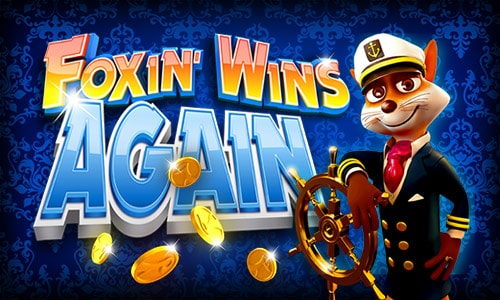 Foxin' Wins Again Advert