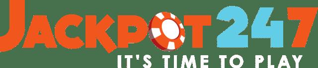 Jackpot247 Casino Review Logo Linear