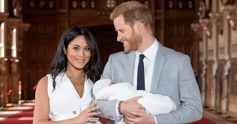 Prince Harry, Meghan Markle and Royal Baby Archie
